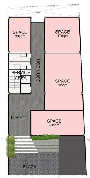 Lewin Nuramin Lembong Land Bandung, West Java, Indonesia Bandung, West Java, Indonesia 1St-Floor-Plan  4582
