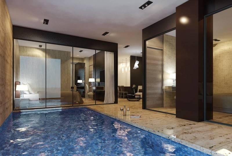 Small Space Interior Clove Garden Apartment Bandung, Indonesia Bandung, Indonesia Pool-Apartment  6439