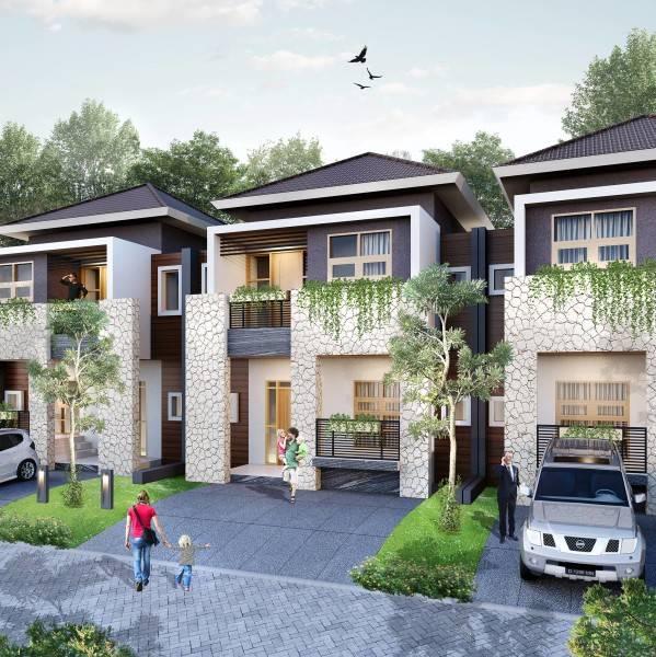 Small Space Interior Kirana Residence At Taman Jaya Tasikmalaya, Indonesia Tasikmalaya, Indonesia Facade-View-2  6449