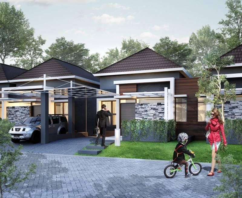 Small Space Interior Kirana Residence At Taman Jaya Tasikmalaya, Indonesia Tasikmalaya, Indonesia Small-House  6456