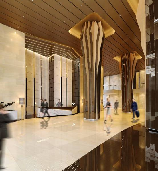 Small Space Interior Sudirman Hill  Jakarta, Indonesia Jakarta, Indonesia Lobby-Hotel  6472