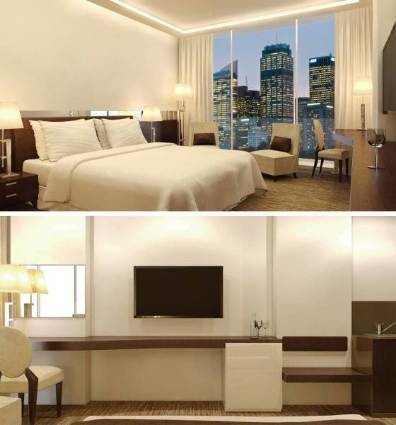 Small Space Interior Sudirman Hill  Jakarta, Indonesia Jakarta, Indonesia Hotel-Room  6477