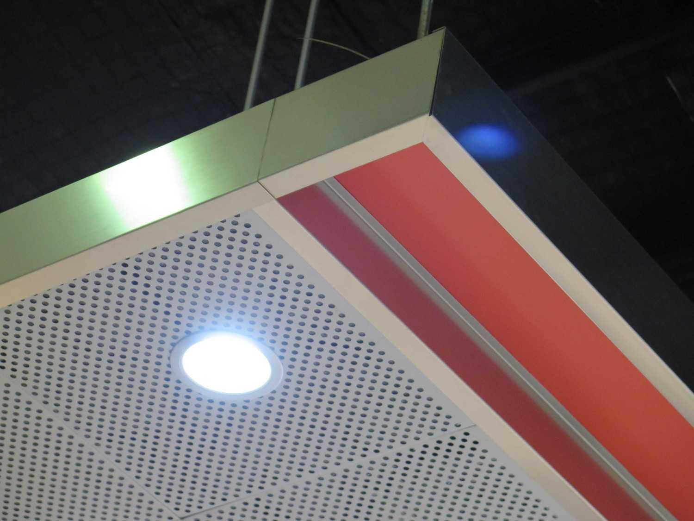 Christianto Hendrawan Omega Motor-Showroom Design Bandung Bandung Ceiling Detail  30914