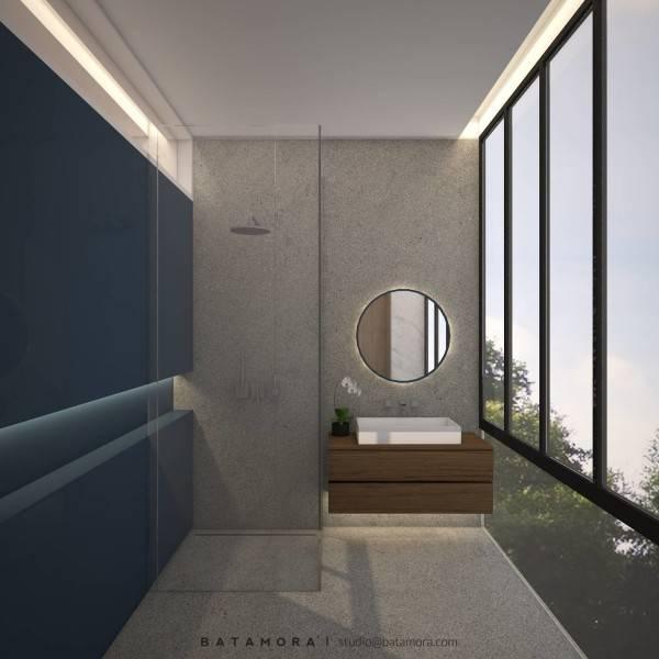 Batamora Martimbang House At Kebayoran Baru Jakarta Jakarta Boys-Bathroom  2708
