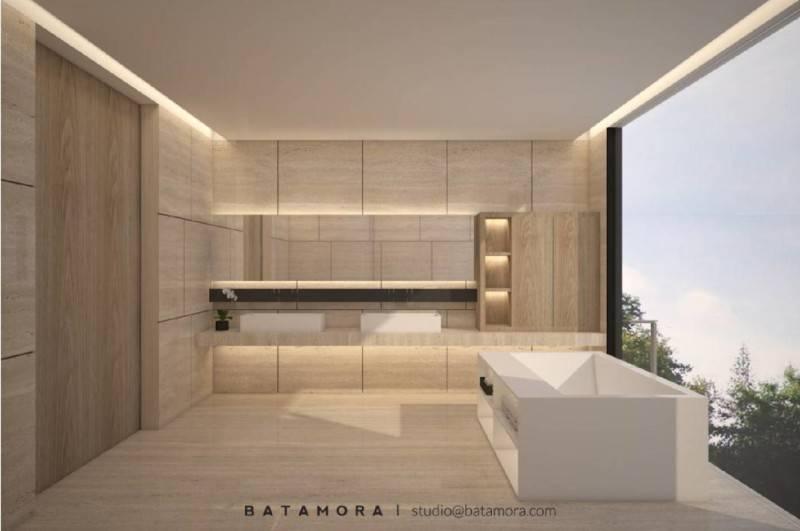 Batamora Bandungan House At Semarang Middle Java Middle Java Bathroom Modern 2714