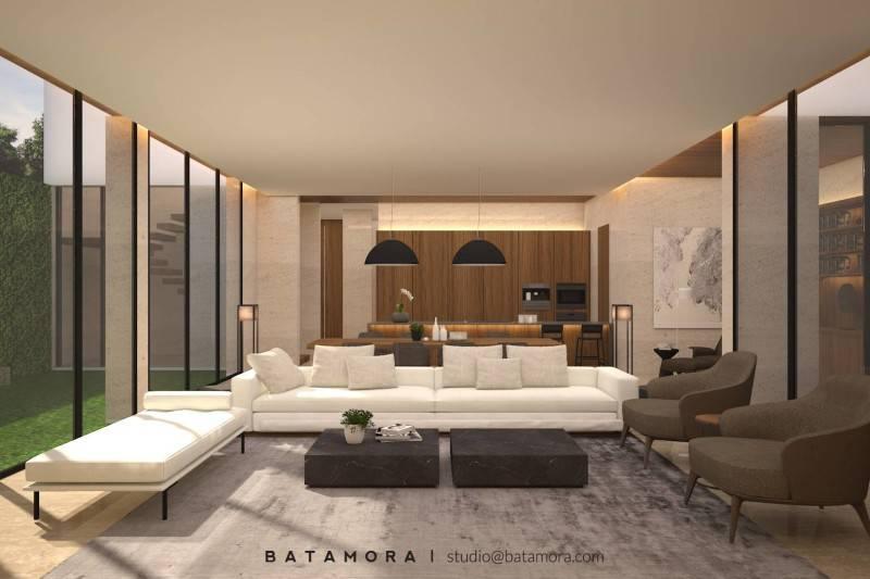 Batamora Orchard House At Kelapa Gading North Jakarta, Indonesia North Jakarta, Indonesia Living Room  2717
