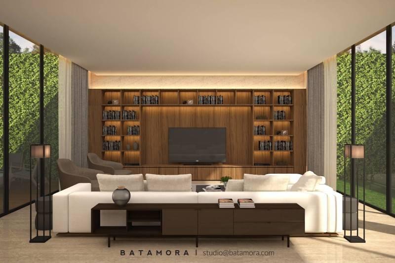 Batamora Orchard House At Kelapa Gading North Jakarta, Indonesia North Jakarta, Indonesia Living Room  2718