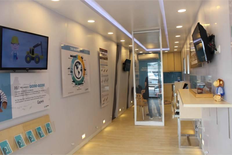 Tito Lukito Maersk Line Container Mobile                 Jakarta, Indonesia Indonesia Maersk-Interior2 Skandinavia 2790