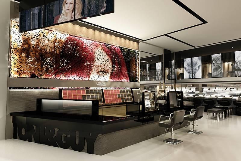 Foto inspirasi ide desain pintu masuk minimalis Interior setup oleh Tito Lukito di Arsitag