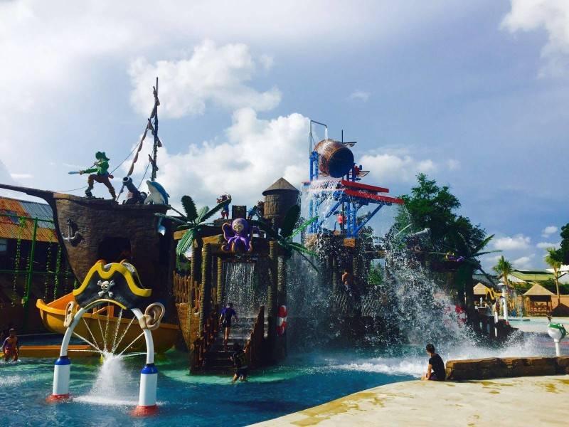 Vinda Nurfitri Citraland Waterpark At Denpasar Bali, Indonesia Bali, Indonesia Waterpark-Citraland  2901