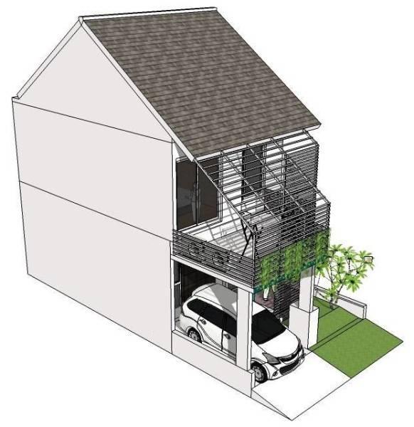 Tala Desco Ma House Bintaro, Jakarta Bintaro, Jakarta Ma-House-4  3003