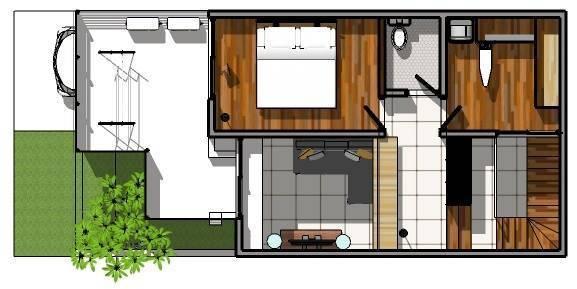 Tala Desco Ma House Bintaro, Jakarta Bintaro, Jakarta Ma-House-6-Lantai-2  3005