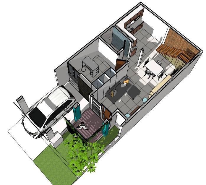 Tala Desco Ma House Bintaro, Jakarta Bintaro, Jakarta Ma-House-8  3006