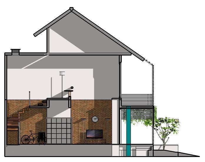 Tala Desco Ma House Bintaro, Jakarta Bintaro, Jakarta Ma-House-9  3007