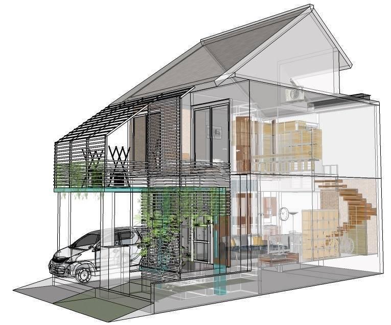 Tala Desco Ma House Bintaro, Jakarta Bintaro, Jakarta Ma-House-10  3009