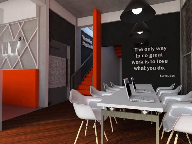 Tala Desco Sisfo Office Renovation Collaboration Tala Desco & Tb Studio Bandung Jakarta Jakarta Working Area  3014