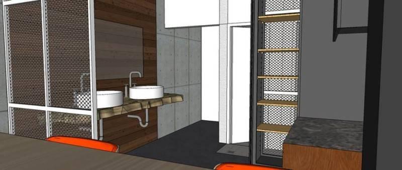 Tala Desco Sisfo Office Renovation Collaboration Tala Desco & Tb Studio Bandung Jakarta Jakarta Bathroom  3021