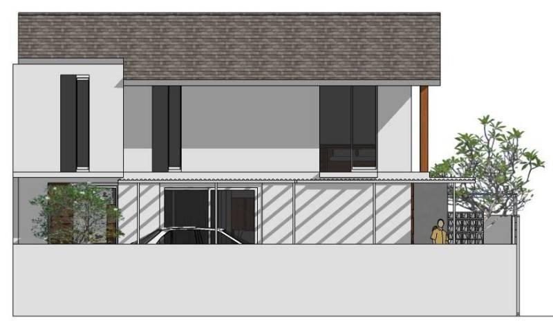 Tala Desco Sani House-Ujungberung Bandung Bandung Side View  3087