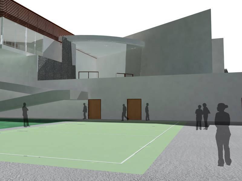 Aristokrasi Prima Rivan Consultan Athlete Dormitory At Bontang East Kalimantan East Kalimantan Sport Field  3221