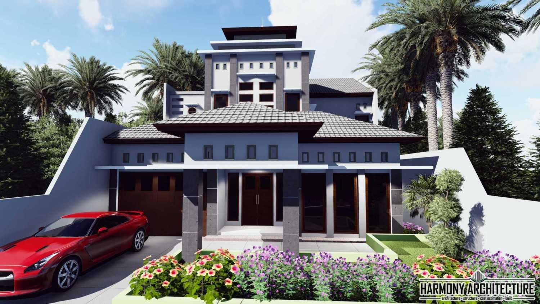 Foto inspirasi ide desain rumah asian Photo-29316 oleh HARMONY ARCHITECTURE di Arsitag
