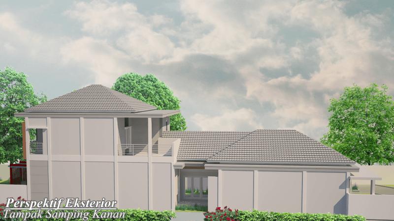 Harmony Architecture Minimalist Home 1 Semarang, Semarang City, Central Java, Indonesia Semarang, Jawa Tengah Mrs. Sofi's House  3245