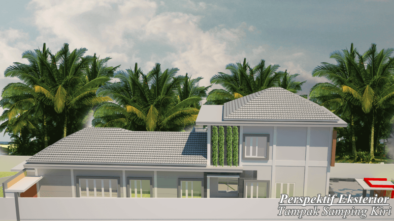 Harmony Architecture Minimalist Home 1 Semarang, Semarang City, Central Java, Indonesia Semarang, Jawa Tengah Mrs Sofi's House  3246