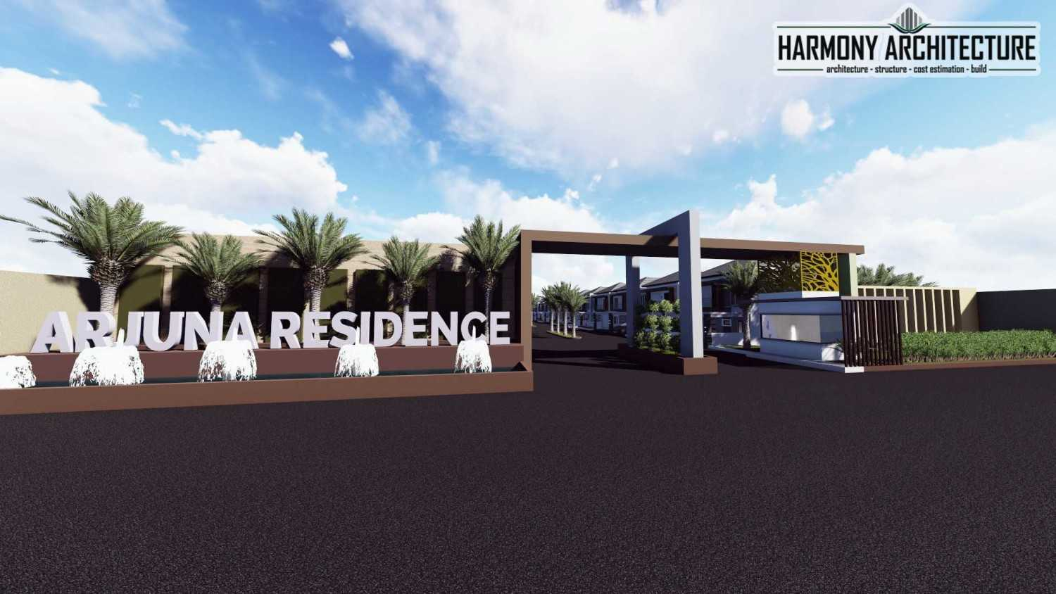Jasa Design and Build HARMONY ARCHITECTURE di Cilegon