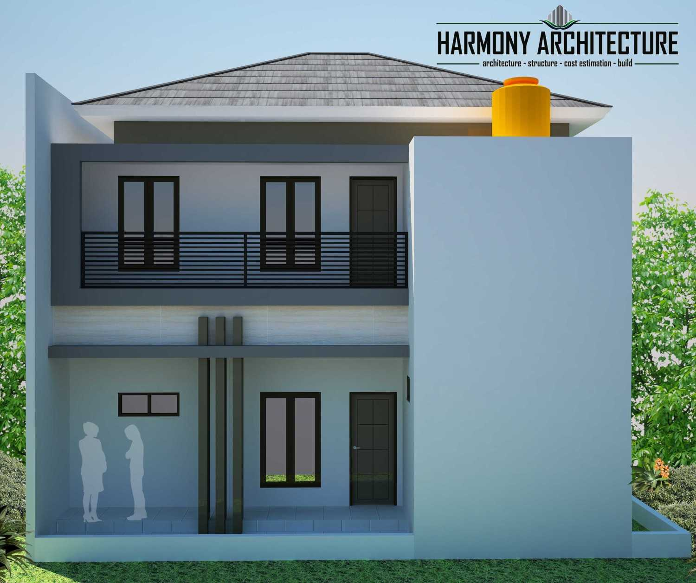 Harmony Architecture Rumah Minimalis Bapak R Ujung, Singkil, Kabupaten Aceh Singkil, Aceh, Indonesia Ujung, Singkil, Kabupaten Aceh Singkil, Aceh, Indonesia Back View Minimalist 47745
