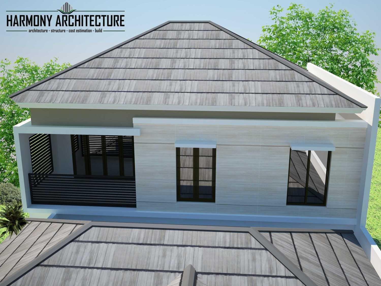 Harmony Architecture Rumah Minimalis Bapak R Ujung, Singkil, Kabupaten Aceh Singkil, Aceh, Indonesia Ujung, Singkil, Kabupaten Aceh Singkil, Aceh, Indonesia Exterior View  47746