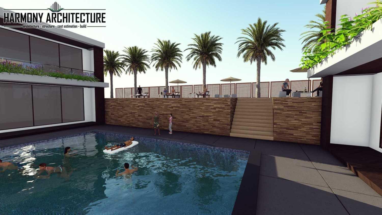 Harmony Architecture Modern Villa Jepara, Kec. Jepara, Kabupaten Jepara, Jawa Tengah, Indonesia Jepara, Kec. Jepara, Kabupaten Jepara, Jawa Tengah, Indonesia Pool Area  47753
