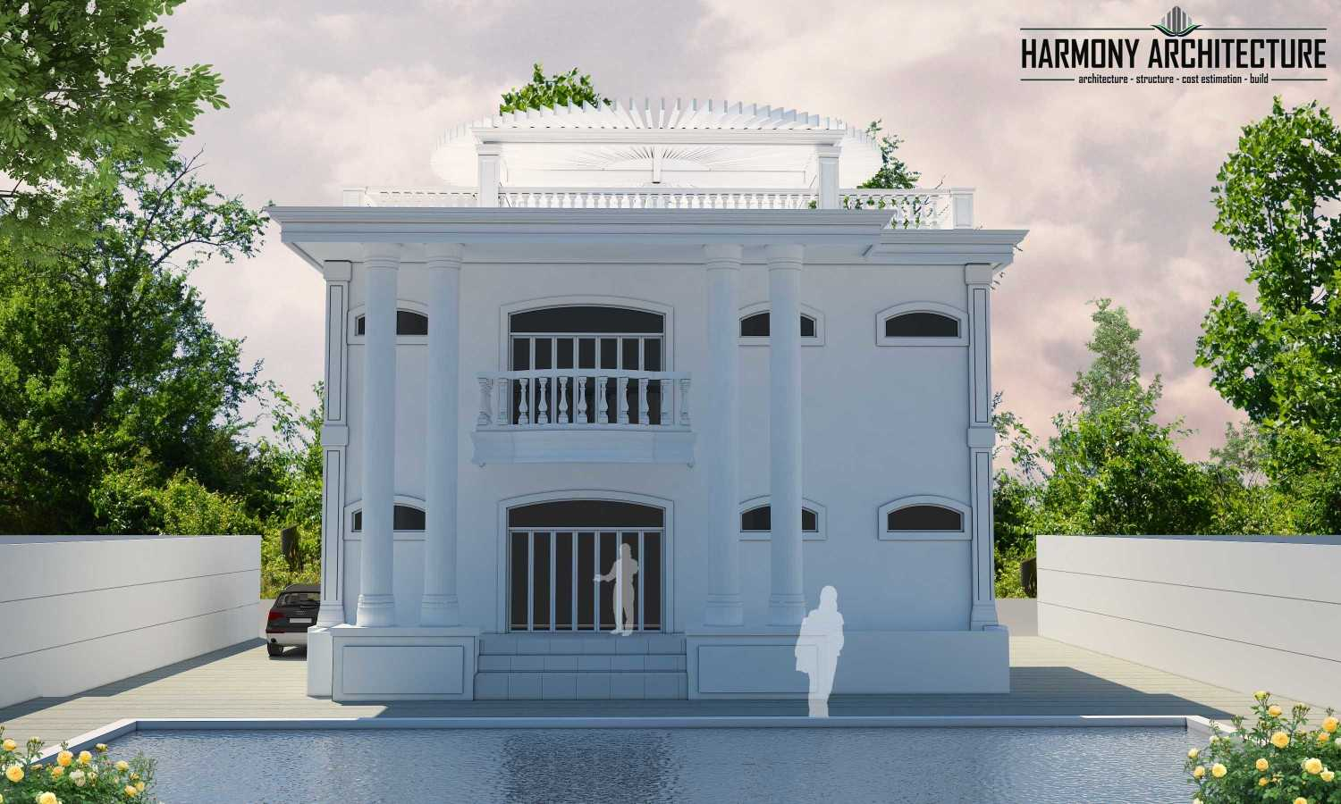 Harmony Architecture White House Of Timor Timor-Leste Timor-Leste Harmony-Architecture-White-House-Of-Timor Classic 52518