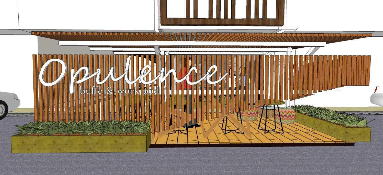 Gilbert Yohannes Voerman Opulence  Cafe Sukajadi , Batam Sukajadi , Batam Front View Modern 27154