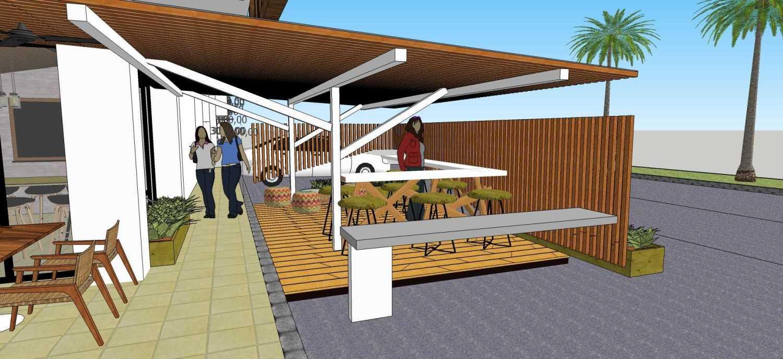 Gilbert Yohannes Voerman Opulence  Cafe Sukajadi , Batam Sukajadi , Batam Semi Outdoor Area Modern 27155