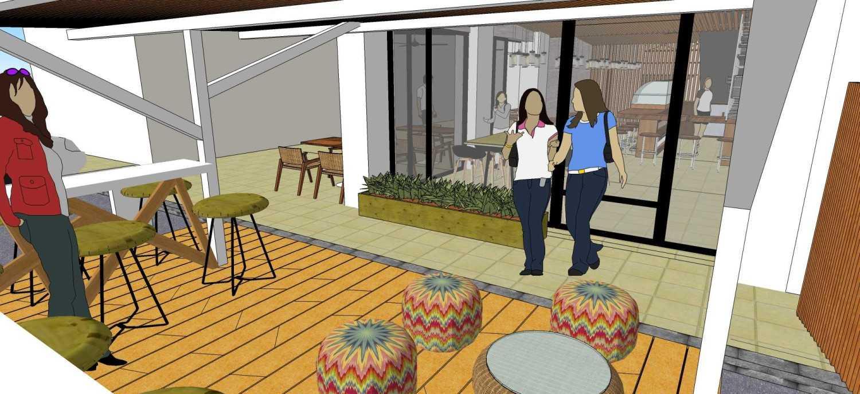 Gilbert Yohannes Voerman Opulence  Cafe Sukajadi , Batam Sukajadi , Batam Seating Area Modern 27156