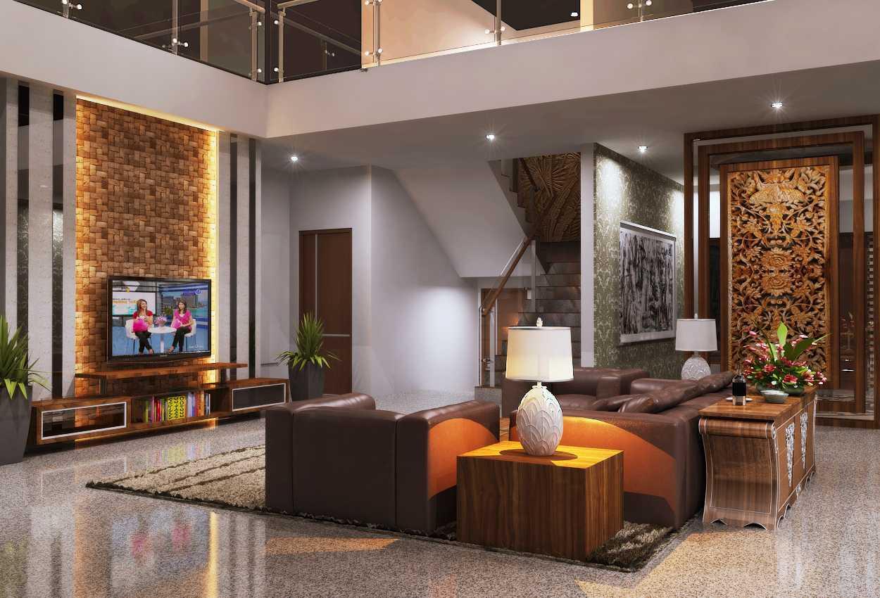 Gilbert Yohannes Voerman R8 House Batam Batam Ok-Living-Room Modern 29716