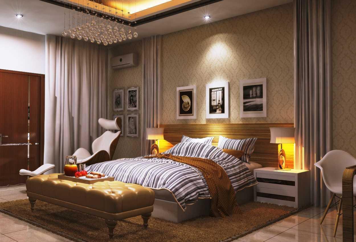 Foto inspirasi ide desain kamar tidur anak minimalis Rg-tidur-anak-2-1 oleh Gilbert Yohannes Voerman di Arsitag