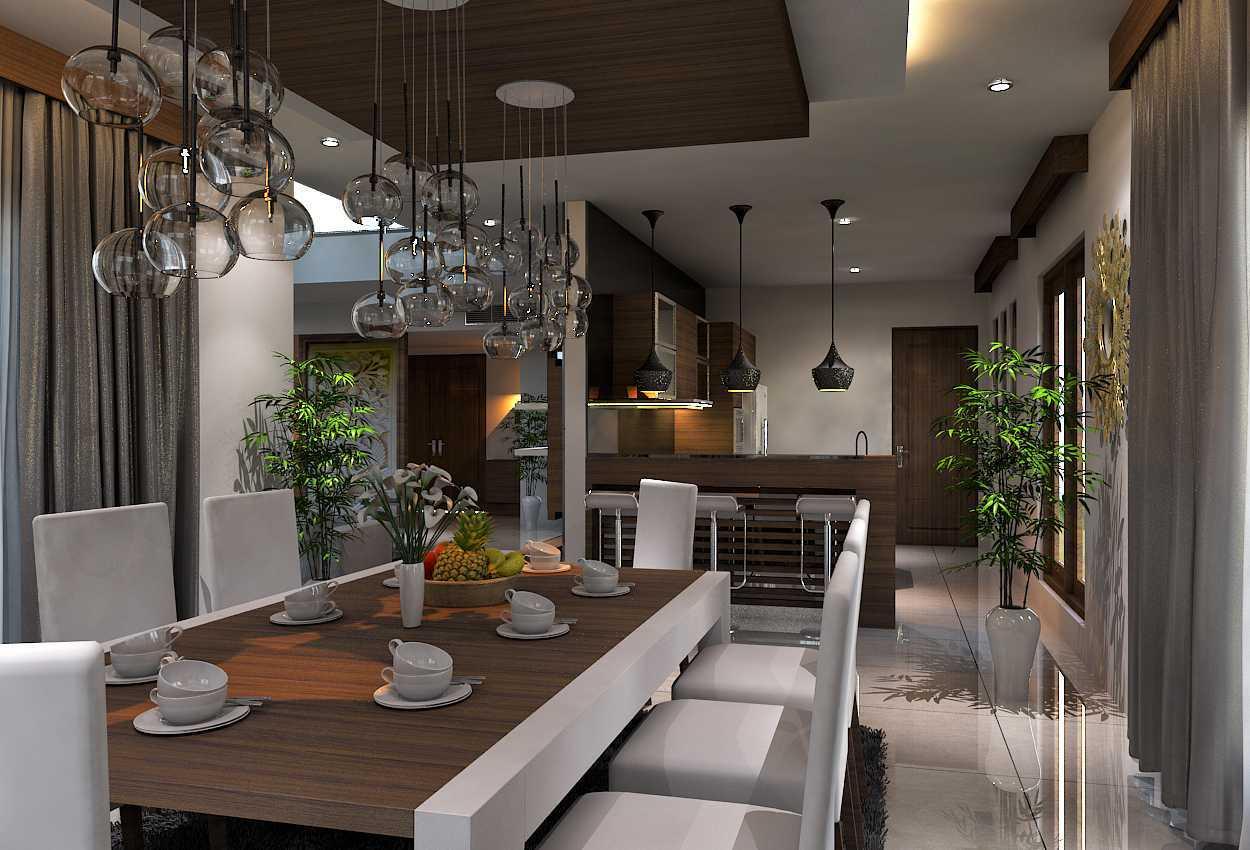 Foto inspirasi ide desain rumah kontemporer Lantai-1-a oleh Gilbert Yohannes Voerman di Arsitag