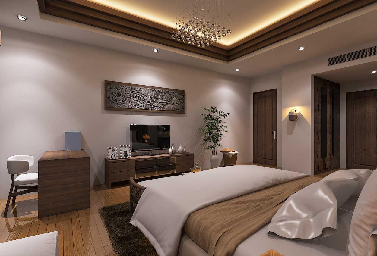 Gilbert Yohannes Voerman S17 House Batam Batam Master-Bedroom-C Kontemporer 29732