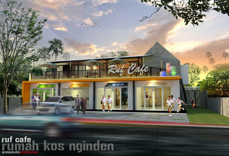 Arsita Studio Architecture Rumah Kos And Cafe Surabaya, Jawa Timur Surabaya, Jawa Timur Cafe  19837