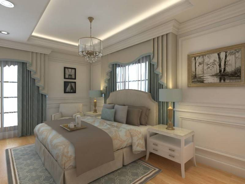 Graharupa Cipta Kirana Muchtar Residence H. Muchtar, Joglo, Jakarta H. Muchtar, Joglo, Jakarta Bedroom Modern 6313