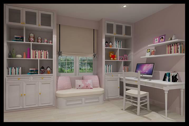 Graharupa Cipta Kirana Muchtar Residence H. Muchtar, Joglo, Jakarta H. Muchtar, Joglo, Jakarta Kids Bedroom Modern 6508
