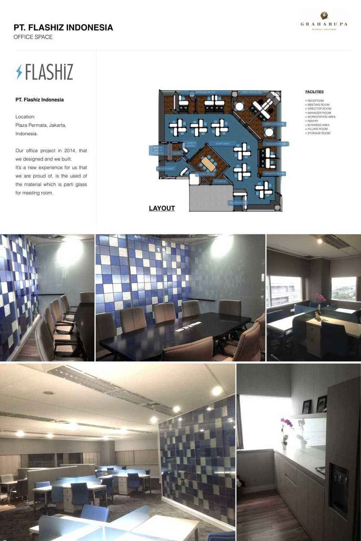 Graharupa Cipta Kirana Flashiz Office Plaza Permata, Jakarta Plaza Permata, Jakarta Gck-Company-Profile-Portofolio-2016-09 Modern 14133