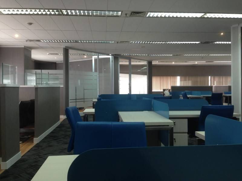 Graharupa Cipta Kirana Flashiz Office Plaza Permata, Jakarta Plaza Permata, Jakarta Workspace Modern 6354