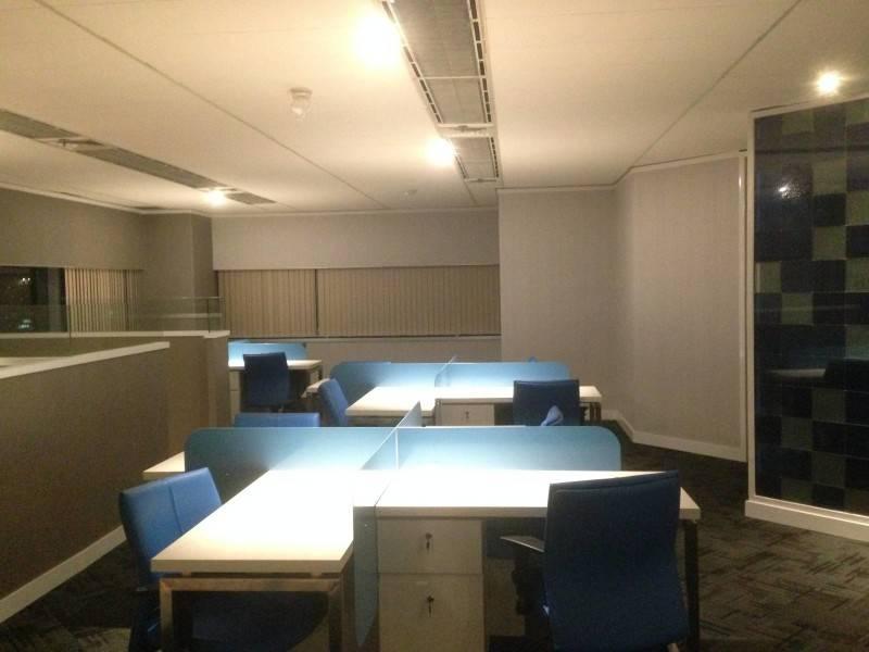 Graharupa Cipta Kirana Flashiz Office Plaza Permata, Jakarta Plaza Permata, Jakarta Workspace Modern 6364