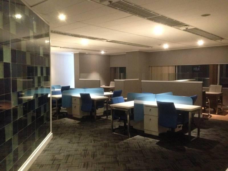 Graharupa Cipta Kirana Flashiz Office Plaza Permata, Jakarta Plaza Permata, Jakarta Workspace Modern 6369