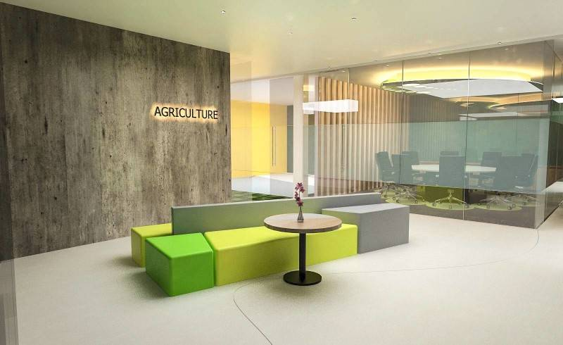 Graharupa Cipta Kirana Argiculture Office Purwakarta Purwakarta Lobby  6832