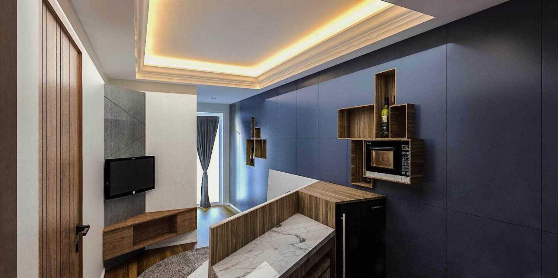 Graharupa Cipta Kirana Aspen Apartment Fatmawati Fatmawati Livingroom Modern 17432