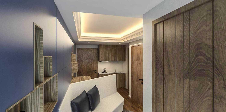 Graharupa Cipta Kirana Aspen Apartment Fatmawati Fatmawati Livingroom Modern 17433