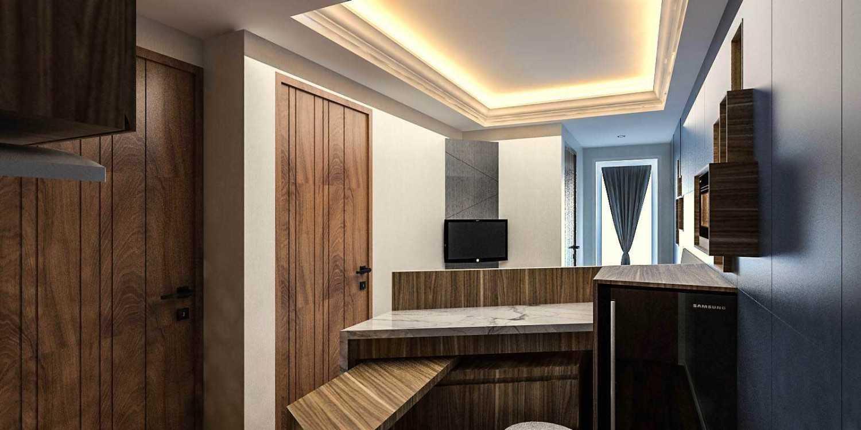 Graharupa Cipta Kirana Aspen Apartment Fatmawati Fatmawati Kitchen Modern 17435