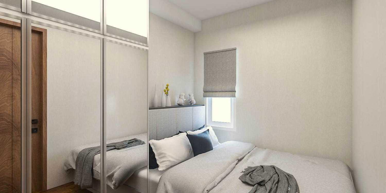 Graharupa Cipta Kirana Aspen Apartment Fatmawati Fatmawati Bedroom Modern 17437